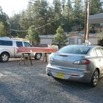 Photo de Lake Roberts Motel