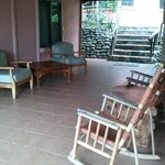  common area between family cabins