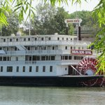  Paddle Wheel River Boat