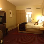  nice gernerous upgraded room