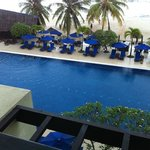  Pool of Hyatt Regency Kuantan
