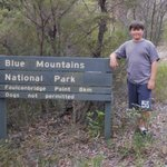 Blue Mountains National Park is steps away
