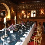  The Arts and Crafts Dining Room