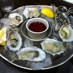  oysters at simply fish