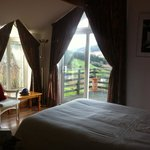  Great rooms looking out onto the Wicklow Mountains