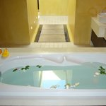  our lovely bathtub!