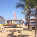  Mogan Beach (all watersports are here) - 15 Euros in a taxi