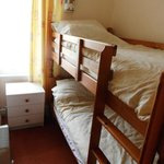 Flat 7 separate bedroom with bunk bed ( good size )