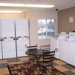 Complimentary Laundry Facilities
