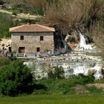  cascate del mulino di saturnia