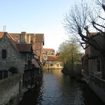  Un canale di Brugge
