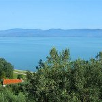  Vista panoramica Lago Trasimeno