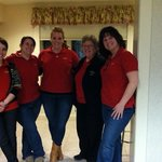  TPS Volunteers at Ronald McDonald House in Hershey