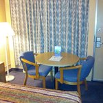 Sitting Area in Rooms