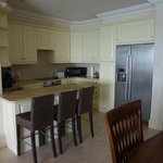  Kitchen area - Cove suite