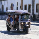 Tuk Tuk - OdaBarca City Tour