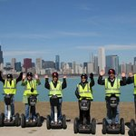 Wonderful sites while riding on our Segways.