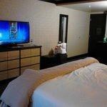  Cactus Petes, Single King Bed, Tower, large screen TV