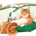  The Marmalade Cat