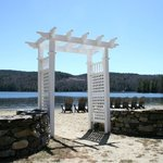  Entry way to our beach area on Evans Cove