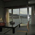 Japanese style room with great view