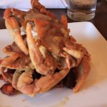 Yummy softshell crab