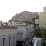  Acropolis from the balcony