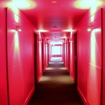  Red corridor