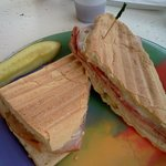 Cuban Sandwich, great!
