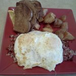  Corned Beef Hash &amp; Eggs