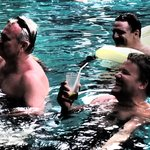 boys at pool bsr