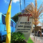  Main entrance of Wayan Bliss Hotel