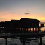  Deluxe Water Villas - Sunset