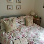 Bedlinen fresh and pretty