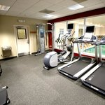 Fitness Center at the Hilton Garden Inn Charleston Airport