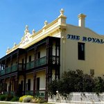 The Royal Hotel Morningtonの写真