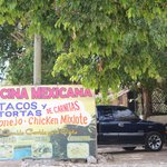 La Rancho Cachimba- restaurant across the street