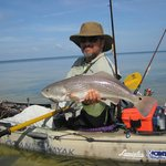  Redfish by kayak