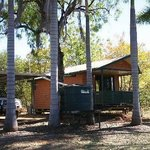 ‪Mataranka Cabins and Camping‬