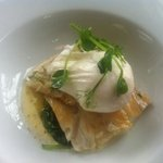 haddock and poached egg