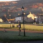 Reeth Across The Green