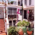 Beautiful PAtio - Sucre Bolivia