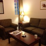  In room sitting area