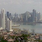 Ciudad de Panama y su cinta costera