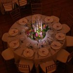  Grand Ballroom Table