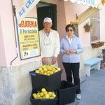  Pap e mamma con i nostri limoni