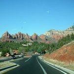  Entering Sedona