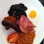  The Peacock, Bakewell - breakfast