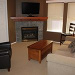 1 Bedroom Suite plus Alcove - Living Room