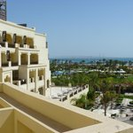  View from balcony, Steigenberger resort on the Red Sea, Hurghada